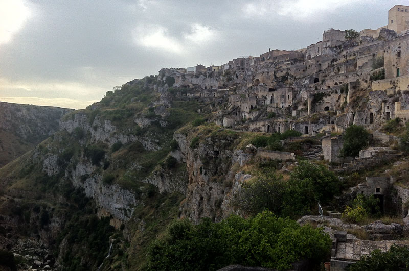 Me, My Heart, and I :: In Matera for a writer's conference