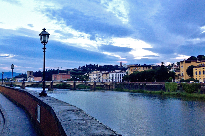 Me, My Heart, and I :: The joys of being in Florence