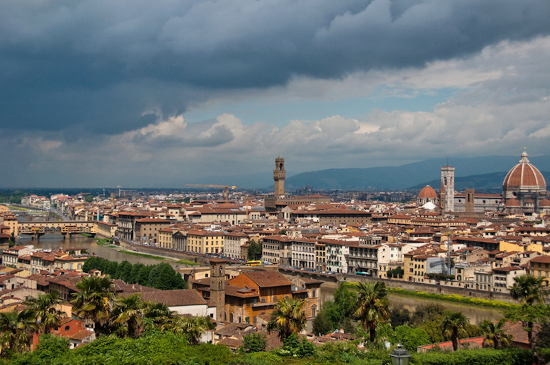 My Heart in Two Places - Celebrating ten years in Florence