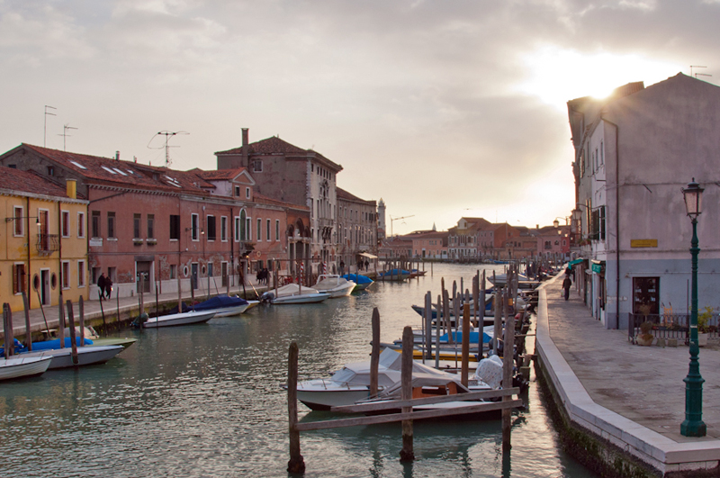 My Heart in Two Places - A jaunt to Venice before the year ended