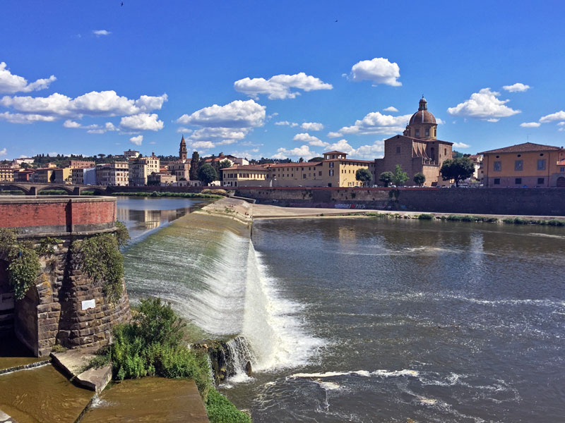 My Heart in Two Places - Achieving balance in Florence