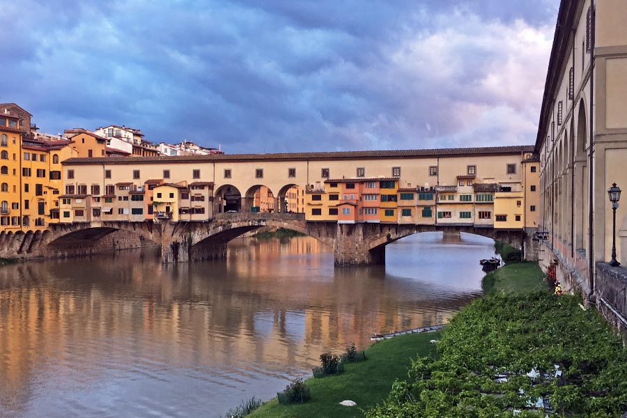 My Heart in Two Places - Coming full circle to be a writer in Florence