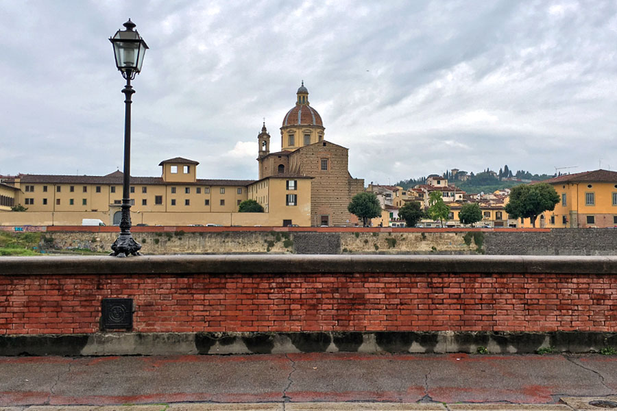 My Heart in Two Places - Divine Living in Florence